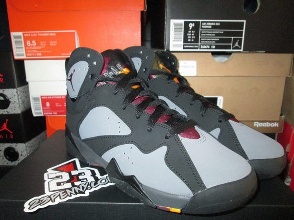"Air Jordan VII (7) Retro ""Bordeaux"" 2015 GS - areaGS - KIDS SIZE ONLY"