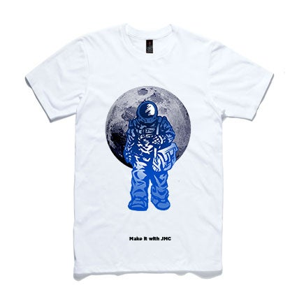 Image of JMC 'Blue Moon' tee