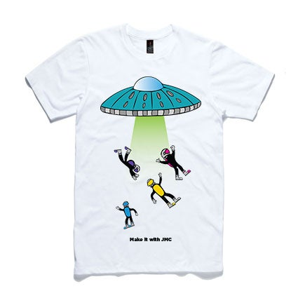 Image of JMC 'UFO' tee