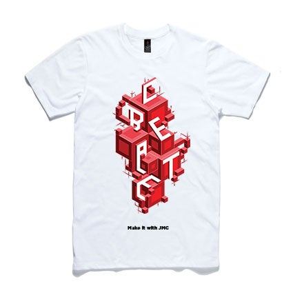 Image of JMC 'Create' tee