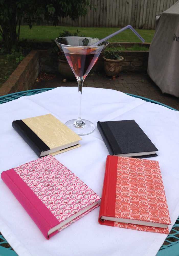 Image of Cocktail Notebooks - small sized
