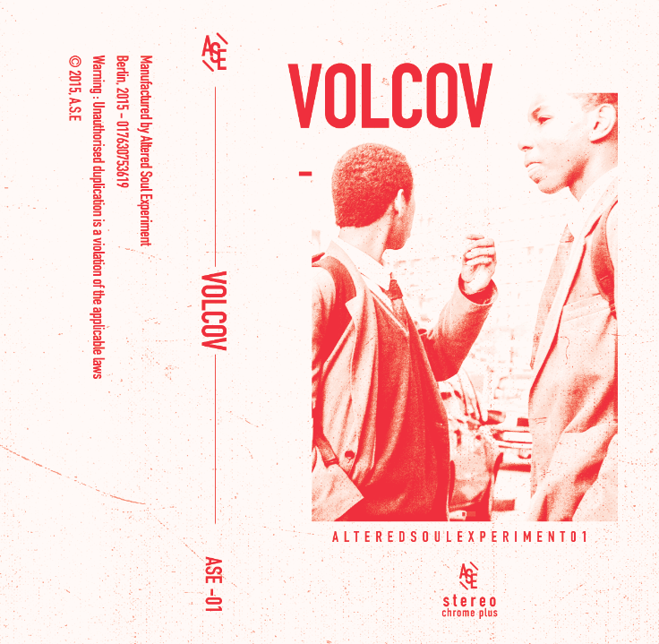 Image of ASE01-CASS MIXED BY VOLCOV