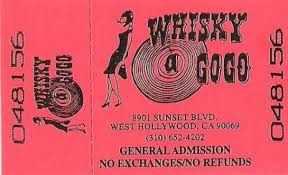 Image of Pirates Of Panama Whisky A Go Go Ticket