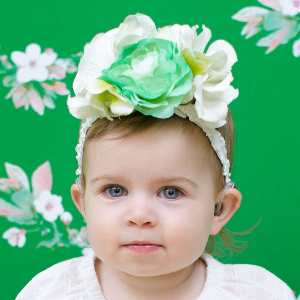 Penelope flower crown newborn adult sizes classic timeless on sale image of penelope flower crown newborn adult sizes izmirmasajfo
