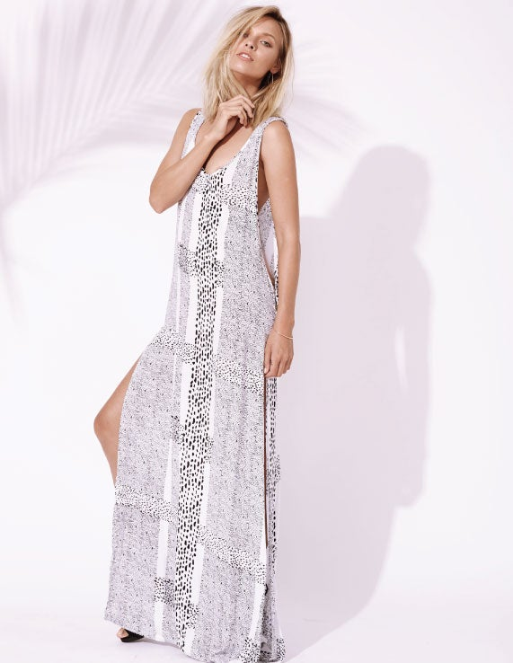 Image of TALULAH - Easy Rider Maxi Dress