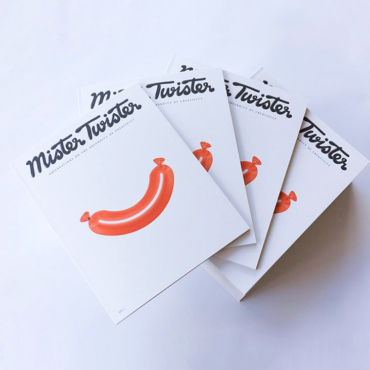 Image of Mister Twister Vol. 1