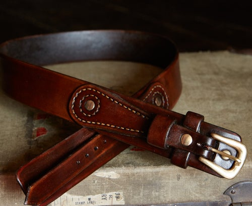 Image of 'Eyed' Ranger Belt