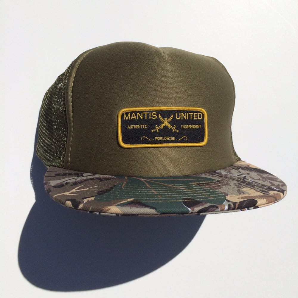 Image of Appalacian Authentic Patch SnapBack