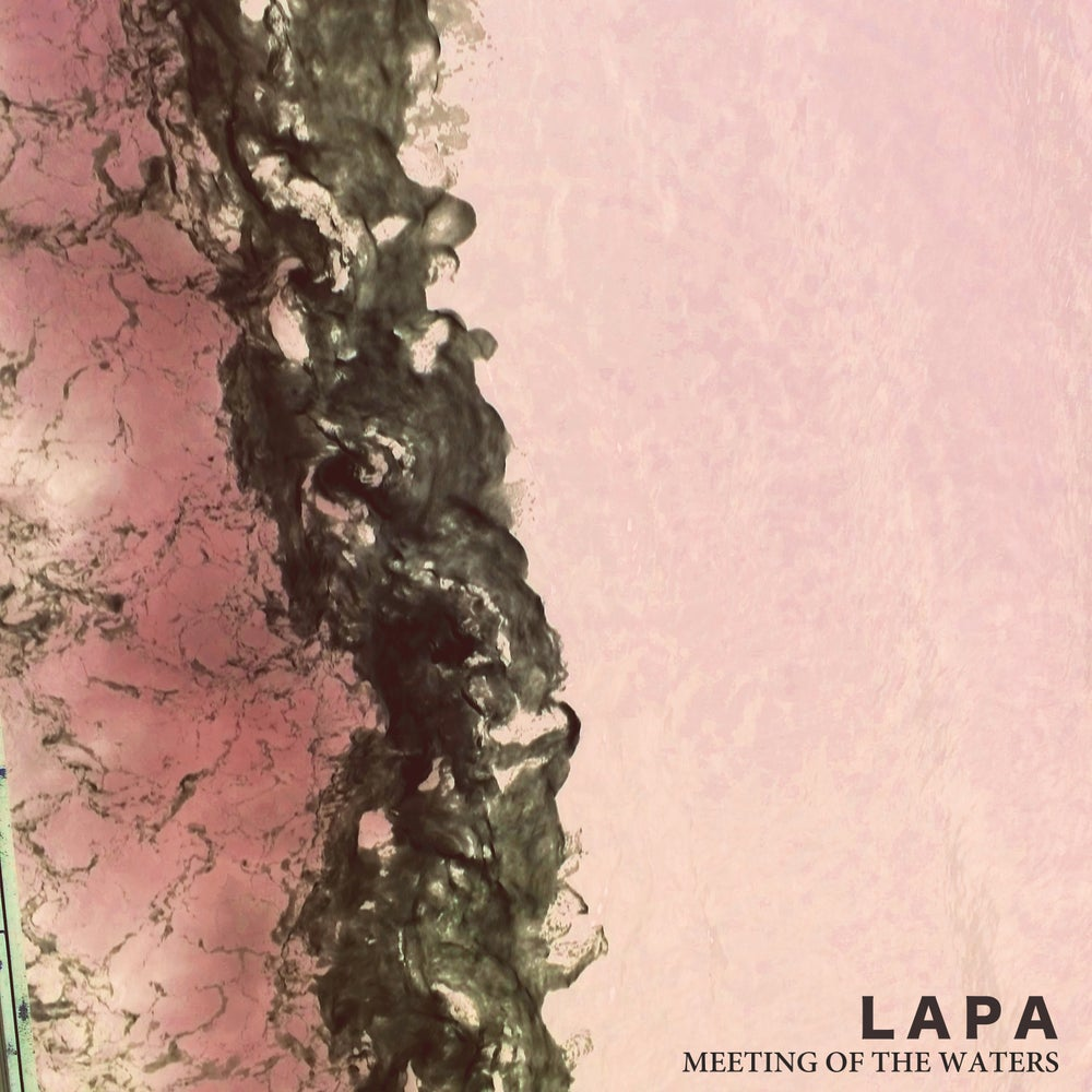 Image of Lapa - Meeting Of The Waters CD