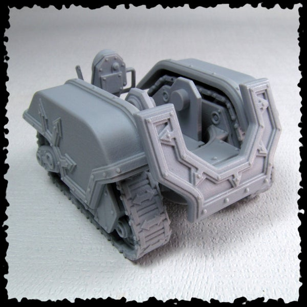 Image of Mor'ses Mk.I Hvy. Weapon Chassis