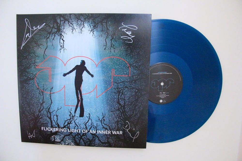 "Image of A Plastic Rose 'Flickering Light of an Inner War' Double 12"" Vinyl"