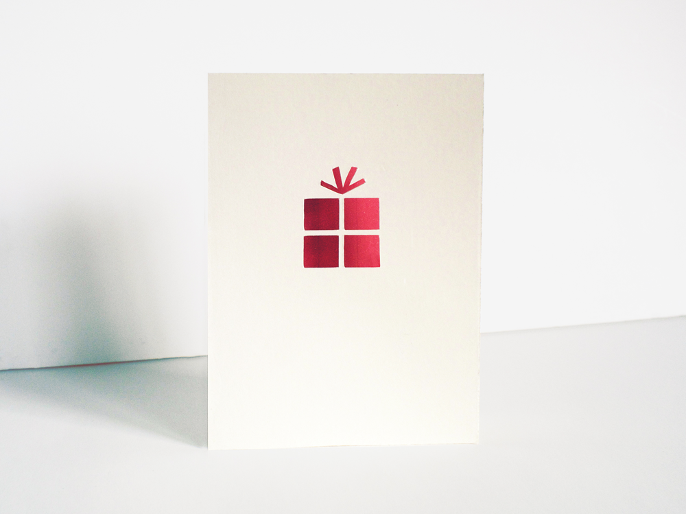 Image of 2 x Present Cards