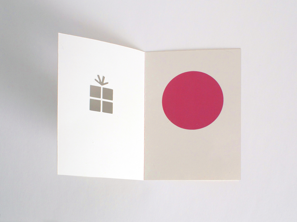 Image of 2 x Present Card