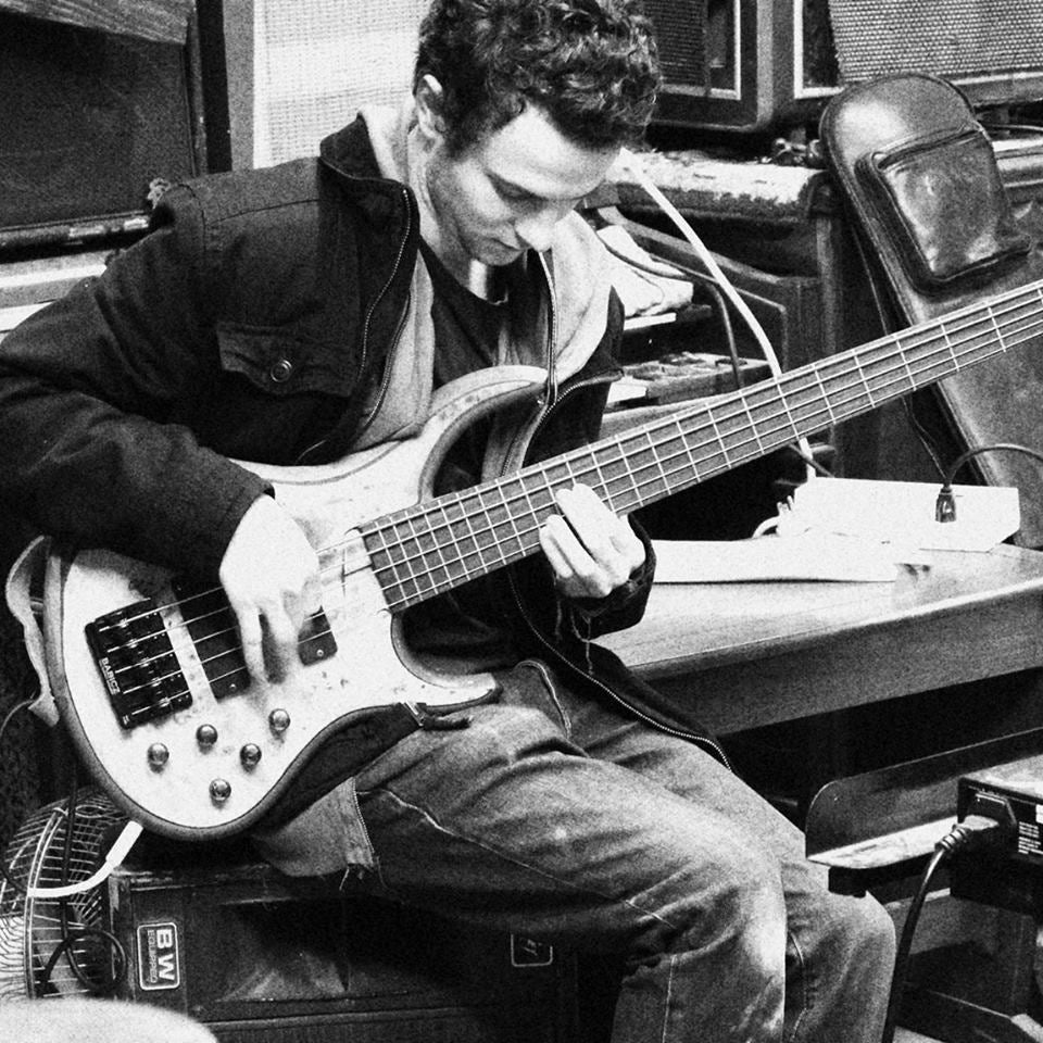 Image of CODY McCORRY BASS LESSON