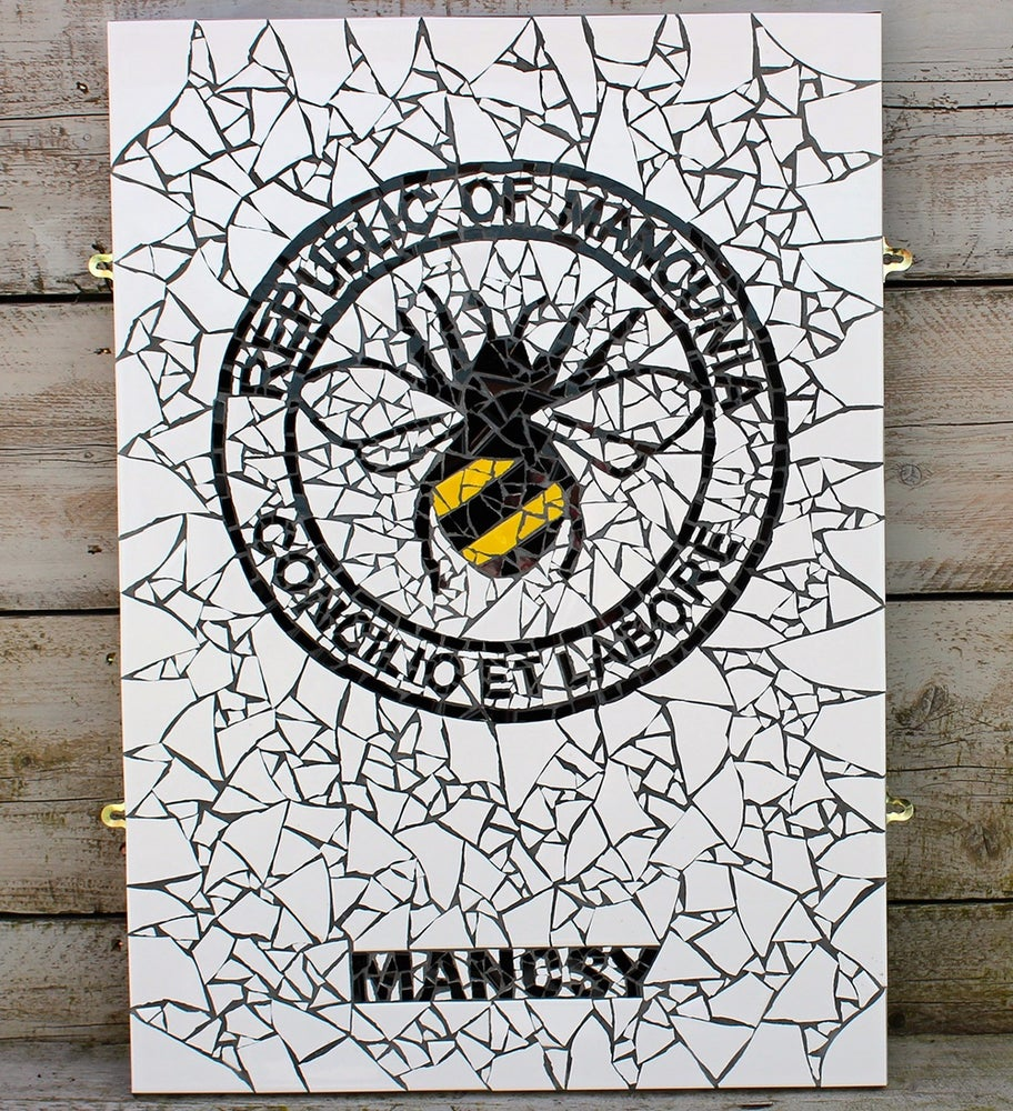 Image of MANCSY COLLABORATION Mosaics