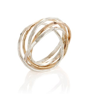 Image of Intertwined Ring