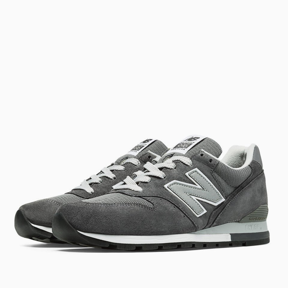 Image of New Balance Heritage 996 - GREY