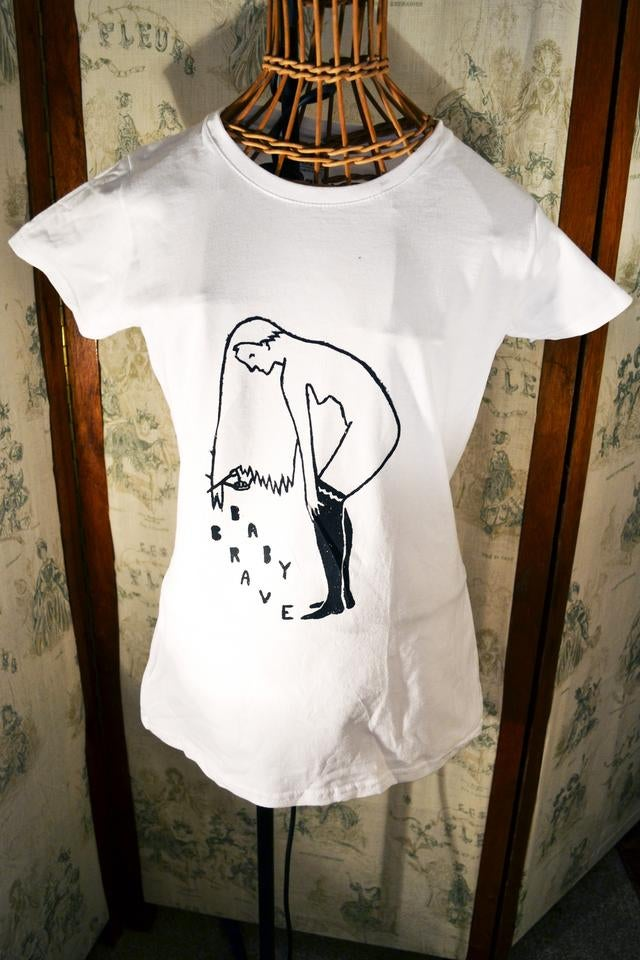 Image of Women's Baby Brave Lady Tee