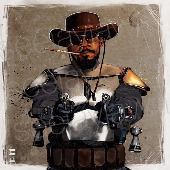 Image of Django Fett