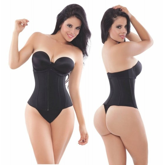 Image of Maximum Compression powernet waist cincher (non latex)
