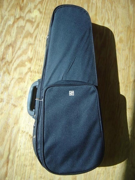 Image of Hard Foam Ukulele Case (Soprano, Concert, Tenor & Baritone Sizes)