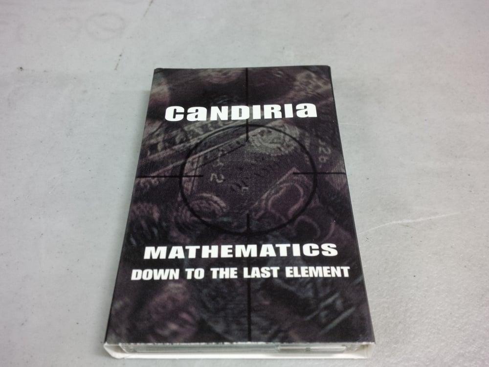 """Image of CANDIRIA CASSETTE/7"""""""