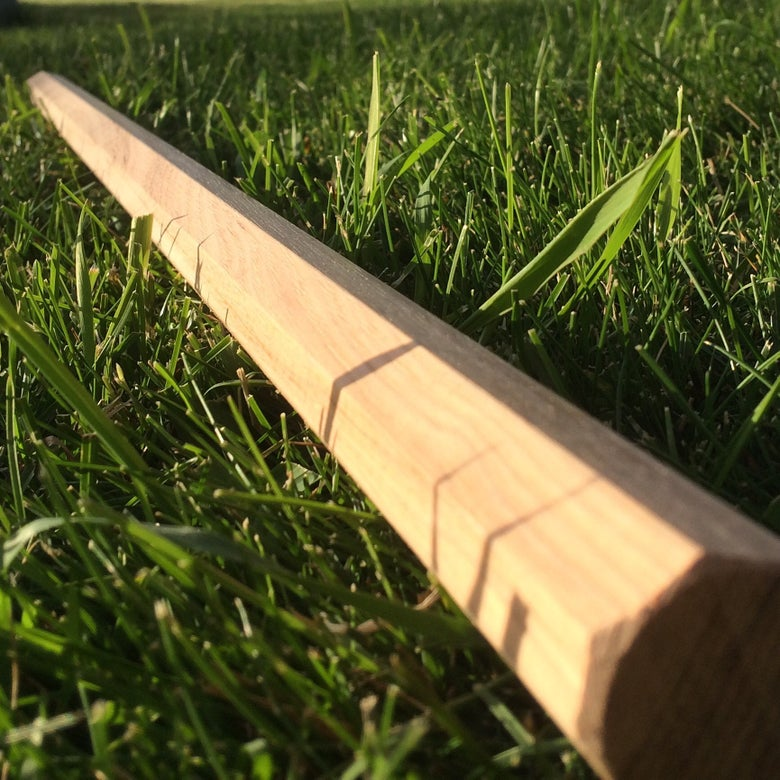 """Image of 30"""" Ash/Hickory Attack Shaft"""