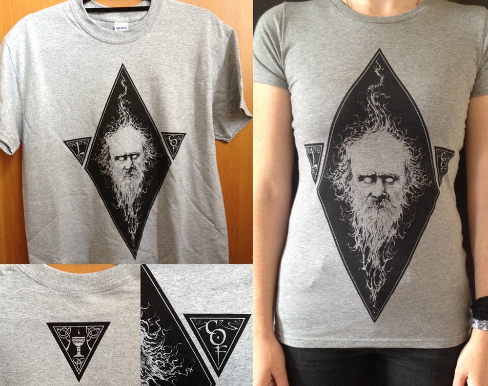 Image of 'Cold Old Fire' T-shirt