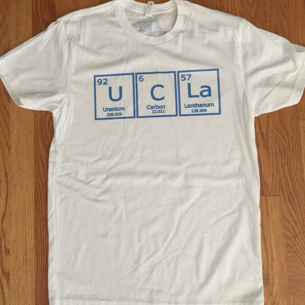 Image of periodic ucla. - graphic tee
