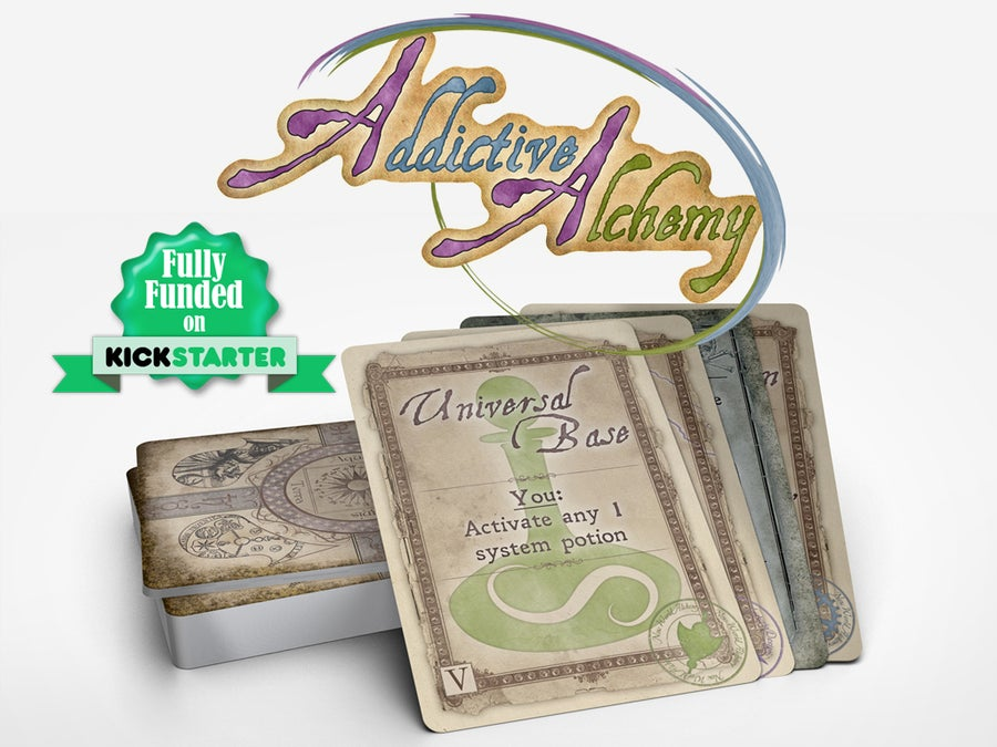 Image of Addictive Alchemy - Card Game