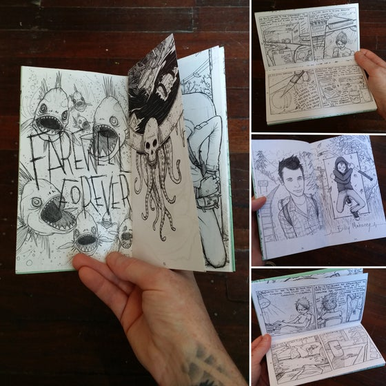 Image of Lost Cause zine