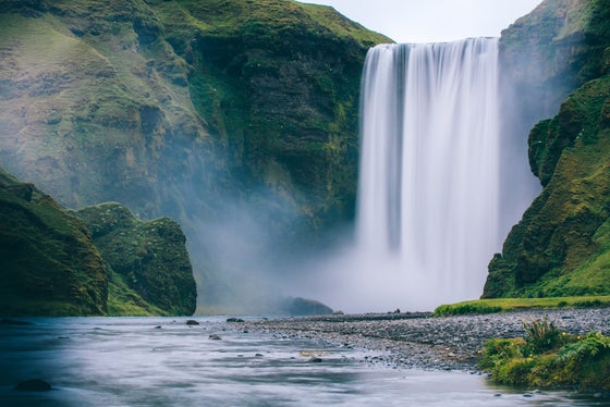 Image of Skógafoss