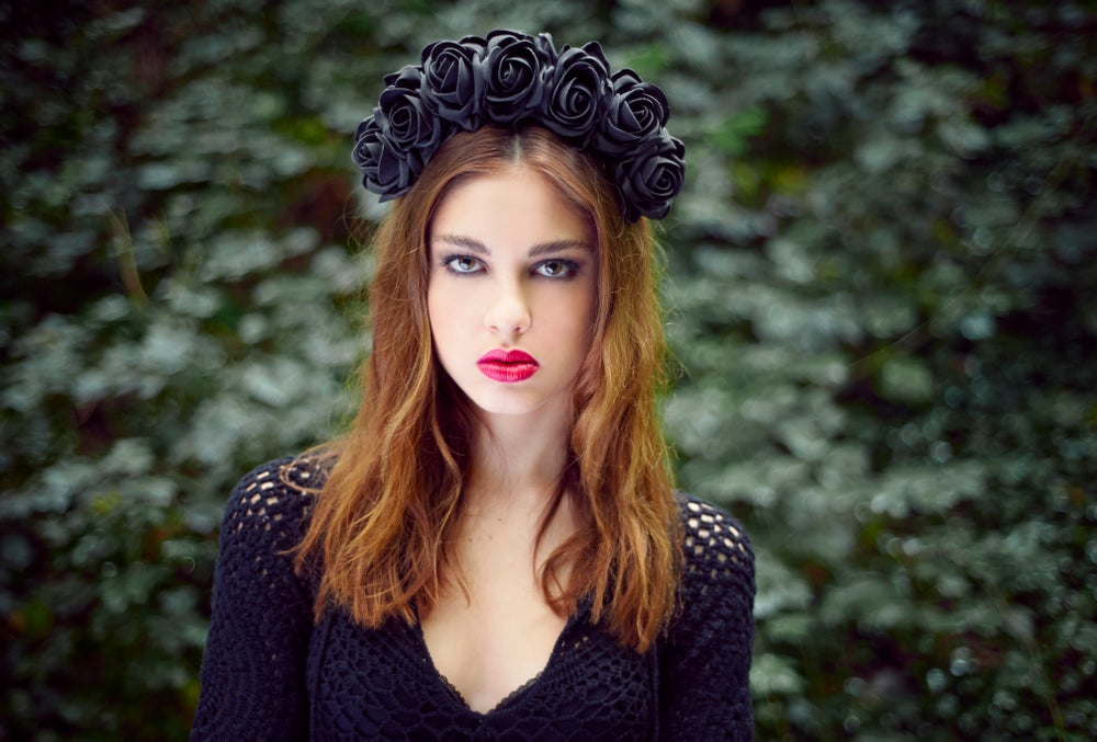 Image of Raven Rose Crown