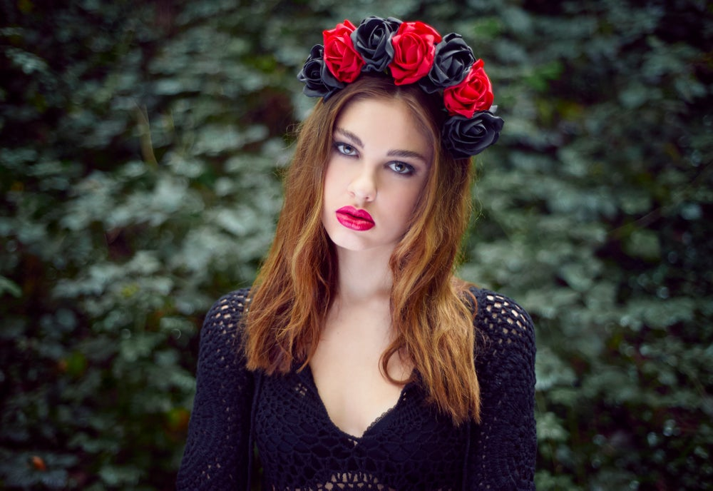 Image of Bellatrix Rose Crown