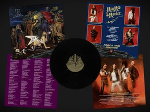 Image of FORCE AND FINESSE LP