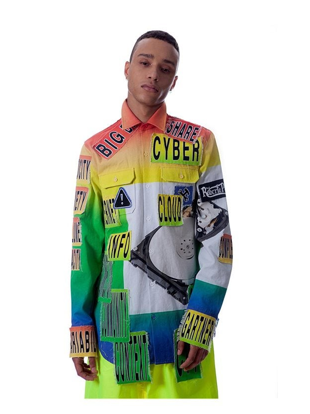 Image of BIG DATA WORKSHIRT