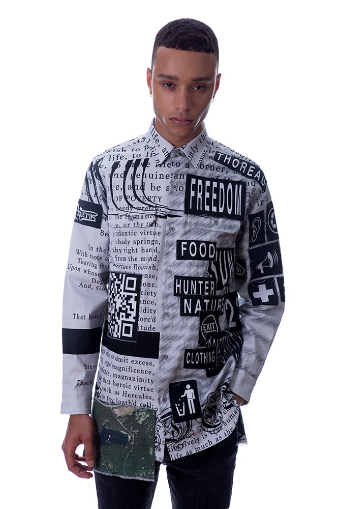 Image of Life in the woods Workshirt