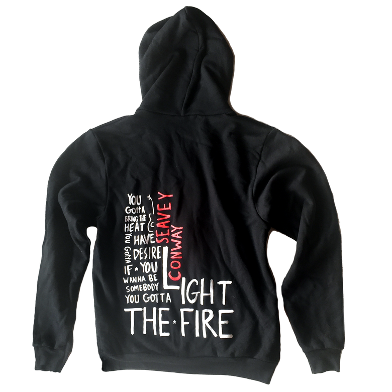 "Image of ""Light the Fire"" Hoodie"