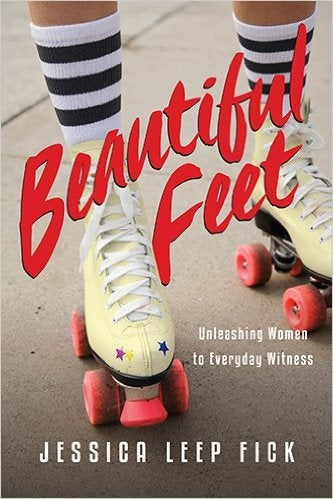 Image of Beautiful Feet book