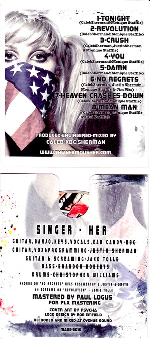 Image of HER - Revolution Physical CD *PLUS* Immediate Digital Download copy