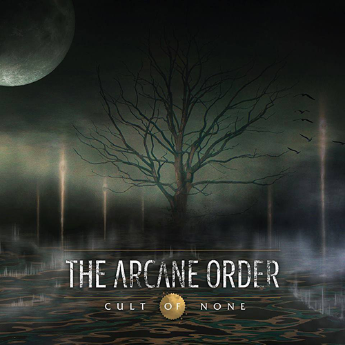 "Image of The Arcane Order - ""Cult of None"" CD"
