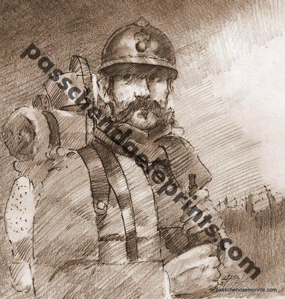 Image of They shall not pass! Verdun 1916