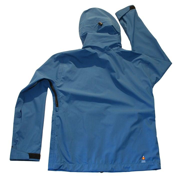 Image of Antero II Plus Hardshell Polartec Neoshell Jacket Blue