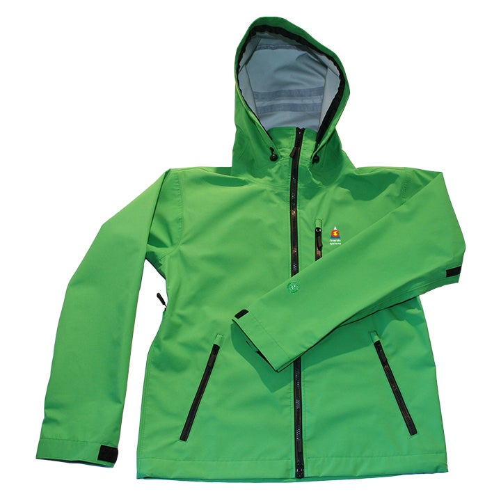 Image of Antero II Plus Hardshell Polartec Neoshell Jacket Green