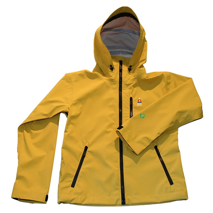 Image of Antero II Plus LTE Hardshell Polartec Neoshell Jacket Yellow