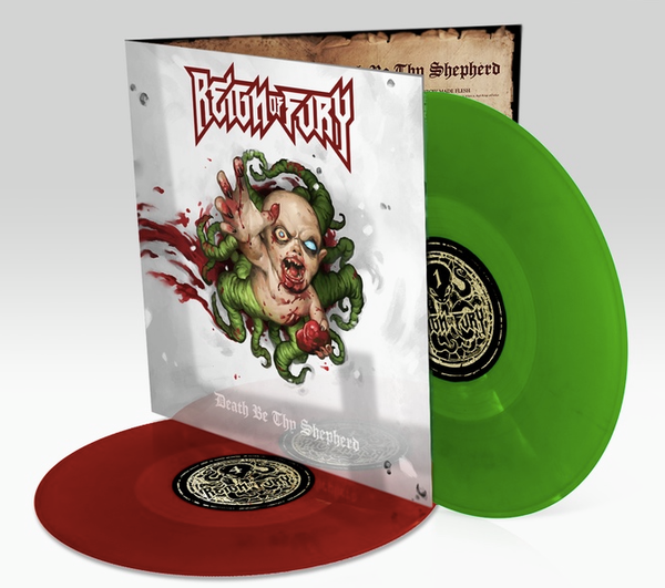 Image of Death Be Thy Shepherd Vinyl UK version