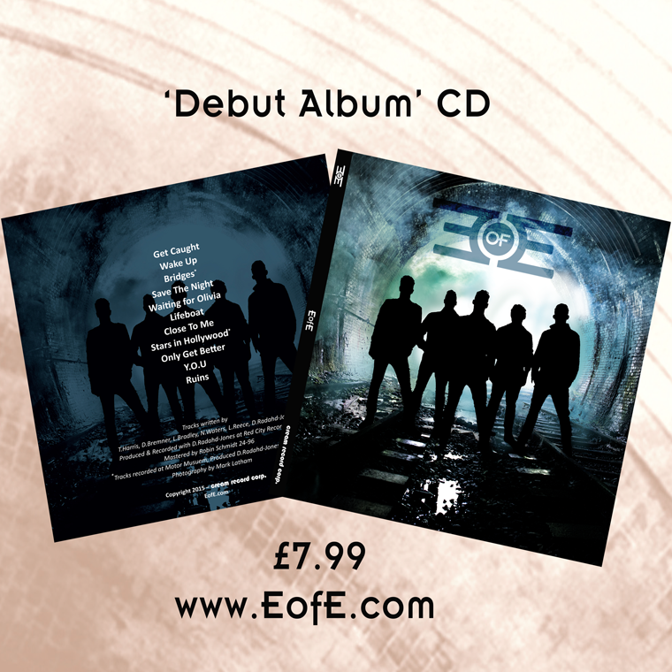 Image of Album CD