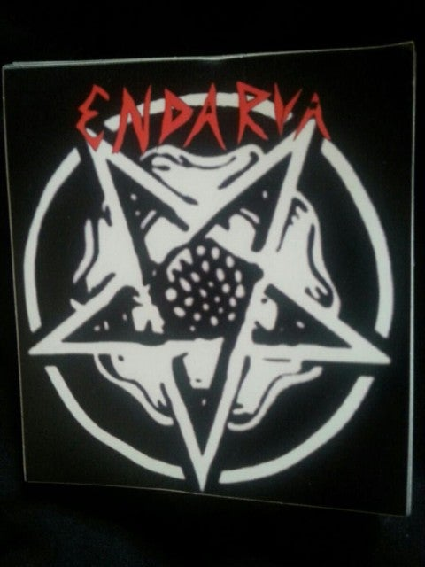 Image of Pentagram Stickers