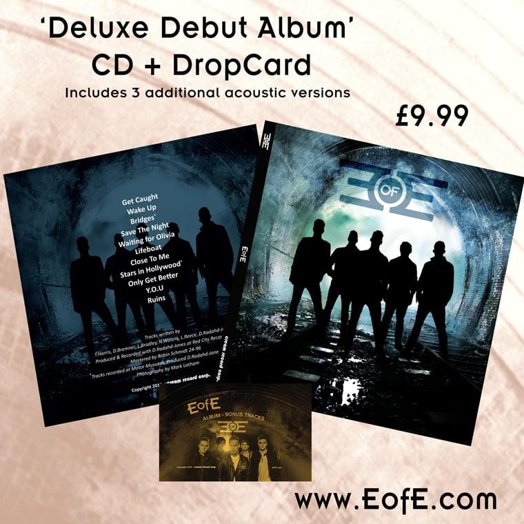 Image of Deluxe Debut Album