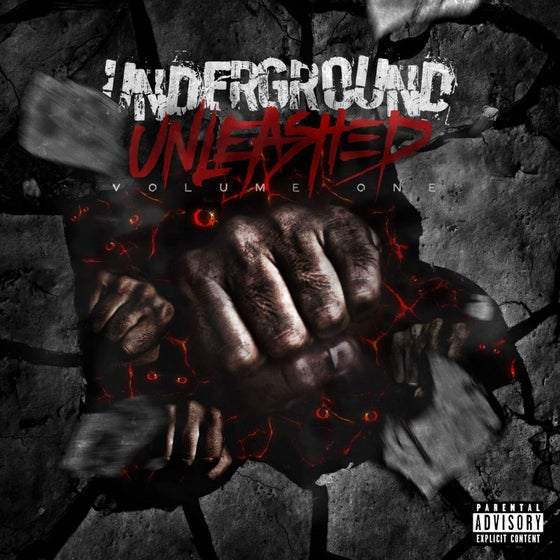 Image of Underground Unleashed Vol.1 Hard Copy